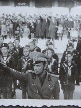 Албум на Военното на Н.В. Училище - 64 в./ 1940 г.