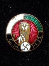 СМНЛ - значка 1933 г.