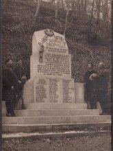 Панагюрище, паметникът в Оборище
