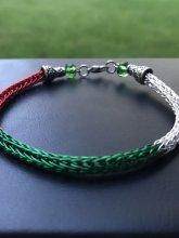 Гривна трицвет- викингска плетка