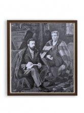 Христо Ботев и Васил Левски