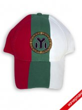 Трикольрна шапка с IYI