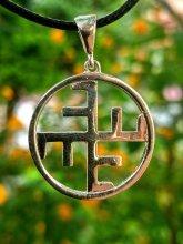 Небесен кръст - медальон