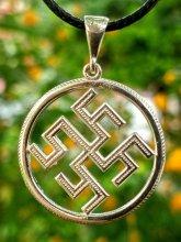 Перун - медальон